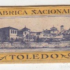 Antigüedades: ANTIGUA HOJA AFEITAR FABRICA NACIONAL TOLEDO. Lote 171356932