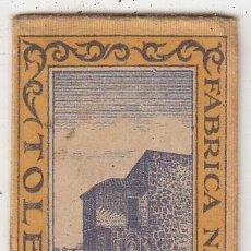 Antigüedades: ANTIGUA HOJA AFEITAR FABRICA NACIONAL TOLEDO. Lote 171357158