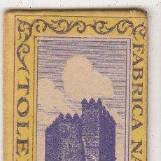 Antigüedades: ANTIGUA HOJA AFEITAR FABRICA NACIONAL TOLEDO. Lote 171357264
