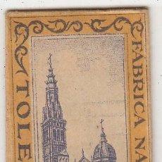 Antigüedades: ANTIGUA HOJA AFEITAR FABRICA NACIONAL TOLEDO. Lote 171357405