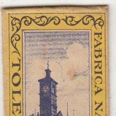 Antigüedades: ANTIGUA HOJA AFEITAR FABRICA NACIONAL TOLEDO. Lote 171357528