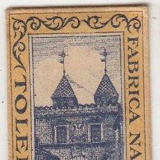 Antigüedades: ANTIGUA HOJA AFEITAR FABRICA NACIONAL TOLEDO. Lote 171357650