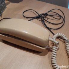 Teléfonos: TELEFONO GONDOLA COLOR CREMA. Lote 171366008