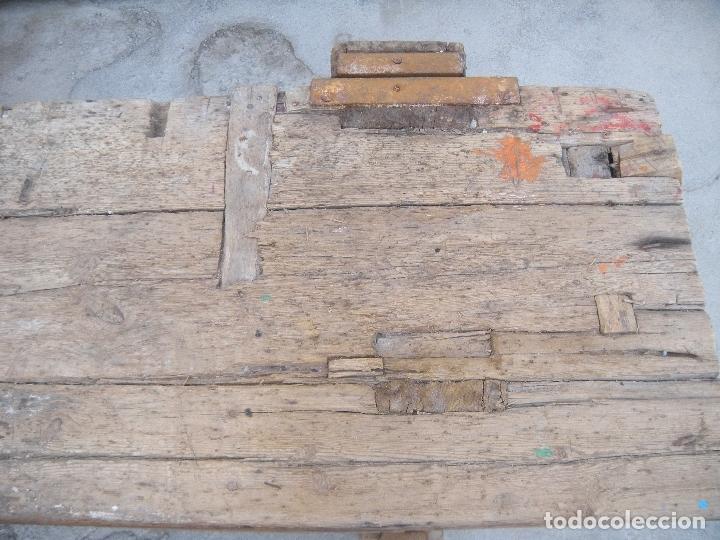 Antigüedades: BANCO DE CARPINTERO S. XIX - Foto 2 - 171377702