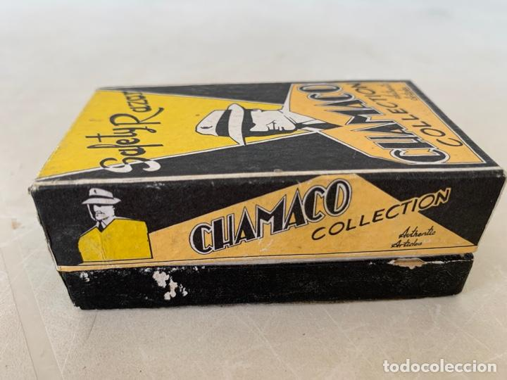 Antigüedades: MAQUINILLA AFEITAR CHAMACO COLLECTION SAFETY AÑOS 20 - Foto 12 - 171383960