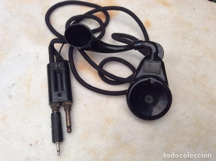 Teléfonos: Micrófono y auricular de centralita de teléfono - Foto 2 - 171415985