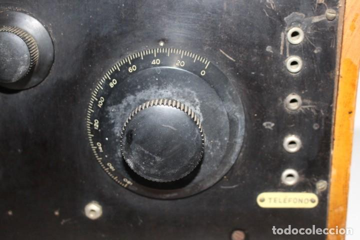 Teléfonos: ANTIGUA CENTRALITA DE TELÉFONOS DE LAMPARA - Foto 3 - 171431329