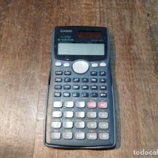 Antigüedades: CASIO FX-115MS S-V.P.A.M. TWO WAY POWER FUNCIONANDO. Lote 171490273