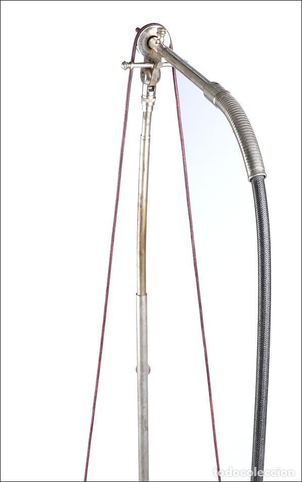 Antigüedades: Antiguo Torno de Dentista a Pedal. Circa 1900 - Foto 16 - 171493839