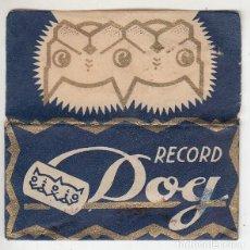 Antigüedades: ANTIGUA HOJA AFEITAR DOG. Lote 171506155