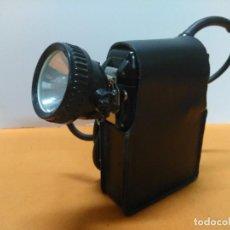 Oggetti Antichi: LAMPARA MINERO BUND THW. Lote 171519009