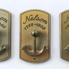 Antigüedades: TIRADORES METAL . Lote 171553490