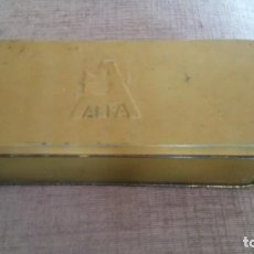Antigüedades: CAJITA MAQUINA DE COSER ALFA. Lote 171576628