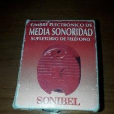 Teléfonos: TIMBRE SUPLETORIO TELEFONO SONIBEL. Lote 171599482
