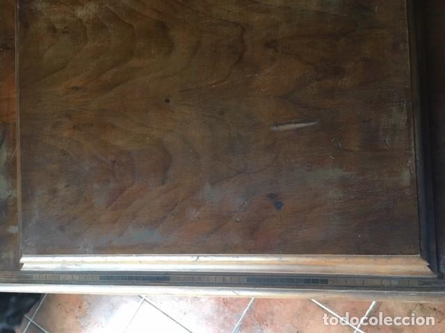 Antigüedades: Cinta métrrica sobre el mueble - Foto 8 - 171613312