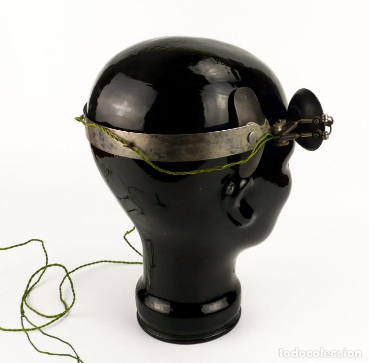 Antigüedades: Luz visor de médico - luz de funcionamiento- medicina - Principios S.XX - Foto 7 - 171634307