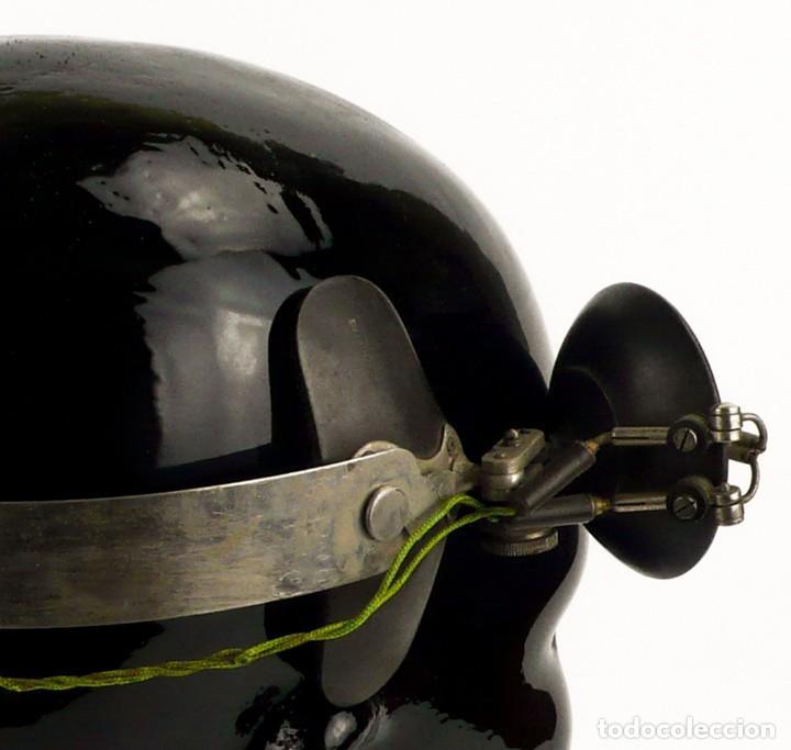 Antigüedades: Luz visor de médico - luz de funcionamiento- medicina - Principios S.XX - Foto 9 - 171634307