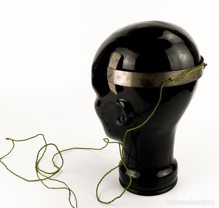 Antigüedades: Luz visor de médico - luz de funcionamiento- medicina - Principios S.XX - Foto 10 - 171634307