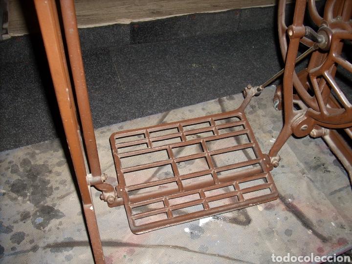 Antigüedades: Antigua Maquina de Coser SIGMA, en muy buen estado y Funcionando - Foto 8 - 171735019