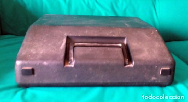 Antigüedades: Maquina de escribir - Olympiette de Luxe - Con caja, Maleta - Ver fotos adicionales - Foto 11 - 171739804