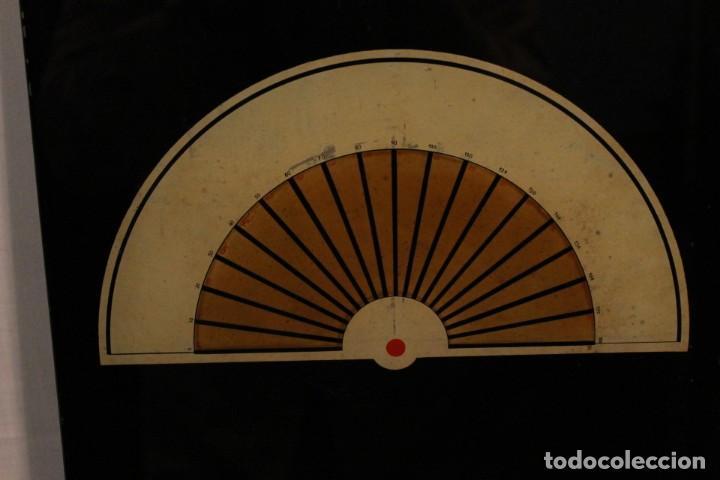Antigüedades: ÓPTICA, PAREJA DE PANELES PARA GRADUAR LA VISTA, AÑOS 40-50, - Foto 9 - 171752855