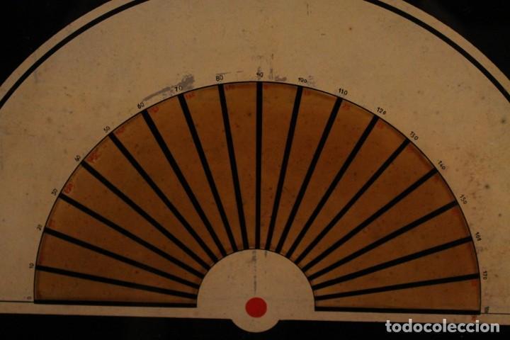 Antigüedades: ÓPTICA, PAREJA DE PANELES PARA GRADUAR LA VISTA, AÑOS 40-50, - Foto 10 - 171752855