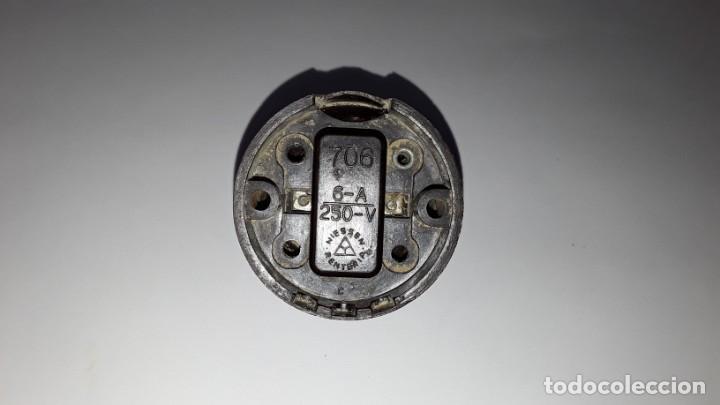 Antigüedades: Antiguo interruptor de baquelita - Foto 3 - 171801129