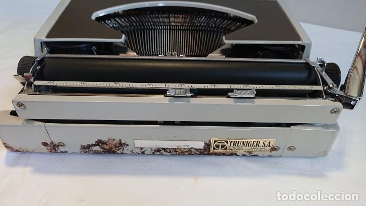 Antigüedades: MAQUINA DE ESCRIBIR ROYAL 200 - Foto 5 - 172084007