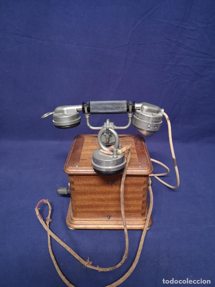 TELEFONO FRANCES (Antigüedades - Técnicas - Teléfonos Antiguos)