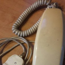 Teléfonos: TELÉFONO GÓNDOLA AÑOS 70 COLOR BEIG. FABRICADO EN CITESA.. Lote 172370193
