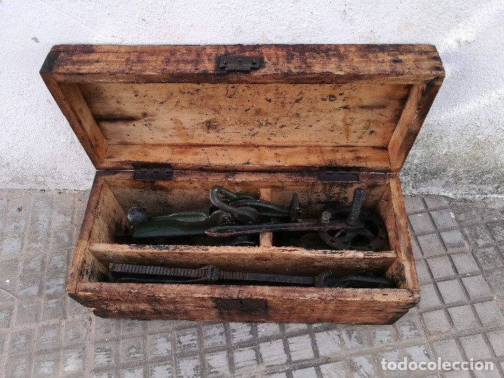 Antigüedades: BASCULA BALANZA ROMANA SIGLO XIX PARA PESAR TONELES-BARRICAS-BOTAS DE VINO VITICULTURA--REF-DC - Foto 68 - 172783698