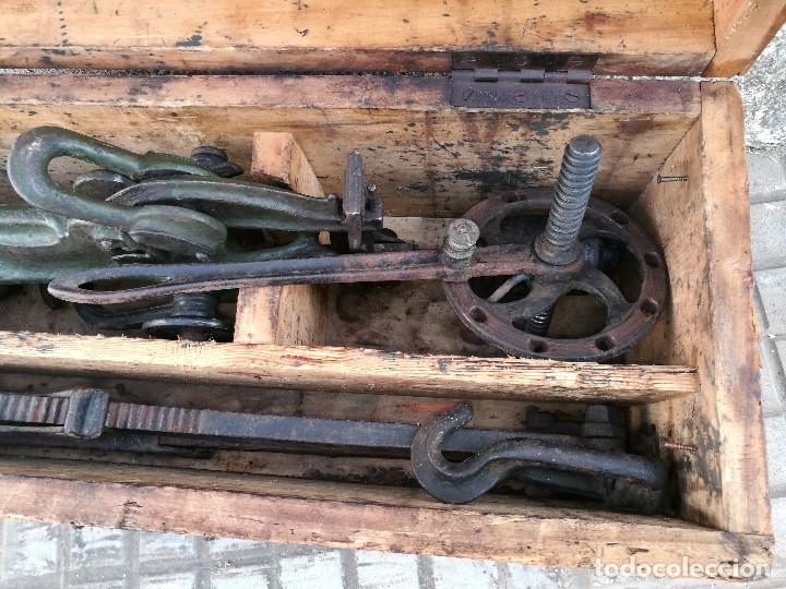 Antigüedades: BASCULA BALANZA ROMANA SIGLO XIX PARA PESAR TONELES-BARRICAS-BOTAS DE VINO VITICULTURA--REF-DC - Foto 71 - 172783698