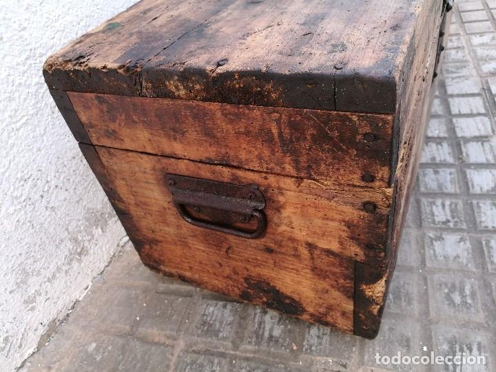 Antigüedades: BASCULA BALANZA ROMANA SIGLO XIX PARA PESAR TONELES-BARRICAS-BOTAS DE VINO VITICULTURA--REF-DC - Foto 75 - 172783698