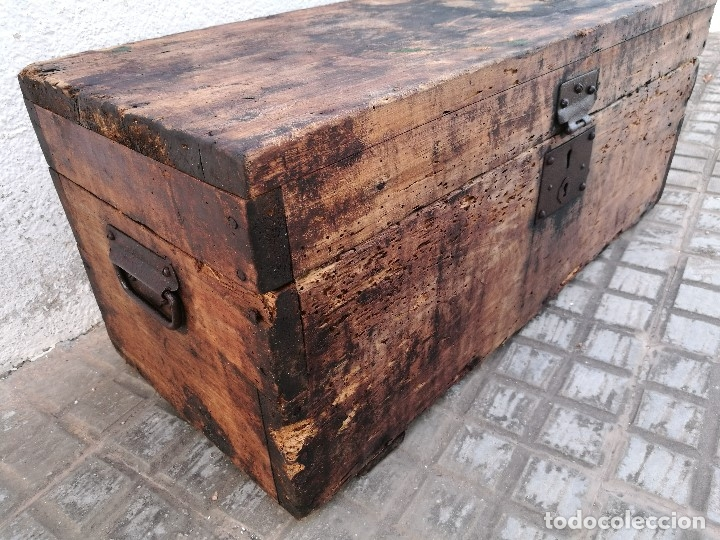 Antigüedades: BASCULA BALANZA ROMANA SIGLO XIX PARA PESAR TONELES-BARRICAS-BOTAS DE VINO VITICULTURA--REF-DC - Foto 76 - 172783698