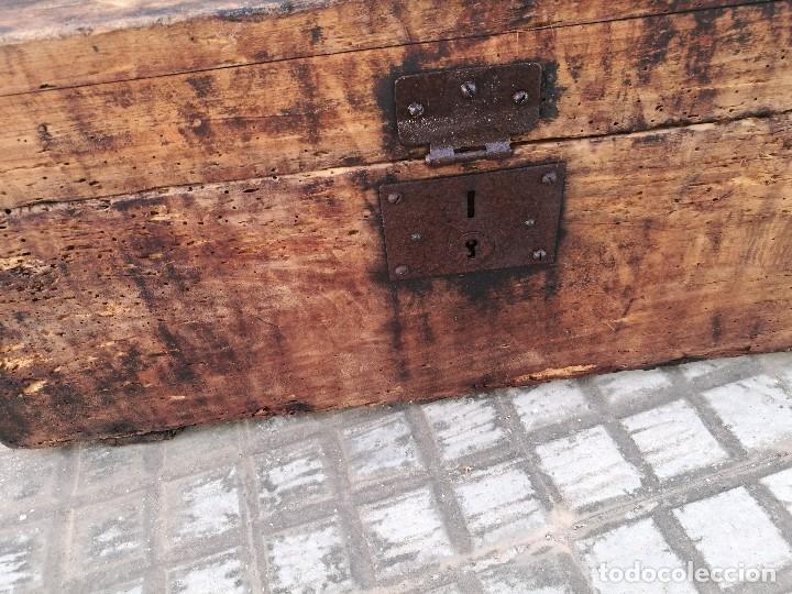 Antigüedades: BASCULA BALANZA ROMANA SIGLO XIX PARA PESAR TONELES-BARRICAS-BOTAS DE VINO VITICULTURA--REF-DC - Foto 78 - 172783698