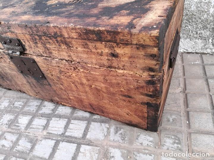 Antigüedades: BASCULA BALANZA ROMANA SIGLO XIX PARA PESAR TONELES-BARRICAS-BOTAS DE VINO VITICULTURA--REF-DC - Foto 79 - 172783698