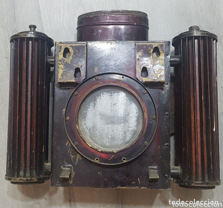 Antigüedades: Proyector de cine L. Gaumont - Foto 4 - 172854303