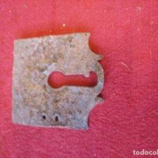 Antigüedades: BOCALLAVE FORJA. Lote 172927693