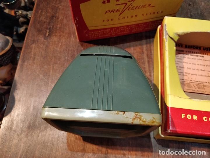 Antigüedades: ARGUS PreViewer, visor con caja original - Foto 5 - 173045903