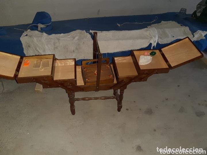 Antigüedades: Costurero - Foto 3 - 173355557