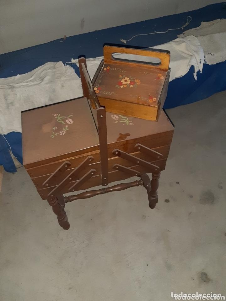 Antigüedades: Costurero - Foto 4 - 173355557