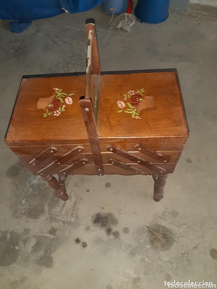 COSTURERO (Antigüedades - Técnicas - Máquinas de Coser Antiguas - Complementos)
