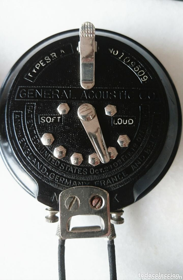 Antigüedades: Audífono Acusticon - Foto 5 - 173359824
