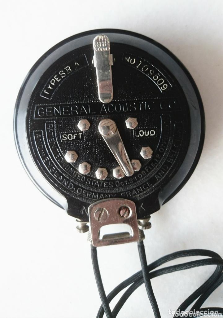 Antigüedades: Audífono Acusticon - Foto 7 - 173359824