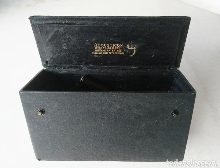 Antigüedades: Audífono Acusticon - Foto 18 - 173359824