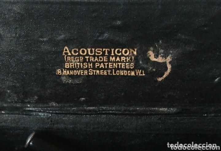 Antigüedades: Audífono Acusticon - Foto 19 - 173359824