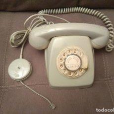 Teléfonos: TELÉFONO HERALDO GRIS, ORIGINAL CITESA, ENVÍO GRATIS, ADAPTADO Y FUNCIONANDO. Lote 173207289