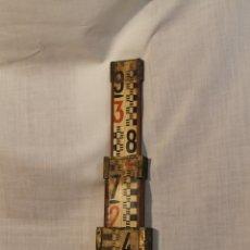 Antigüedades: JOSÉ ROSELL, REGLA DE TOPOGRAFÍA S. XIX,. Lote 173474860