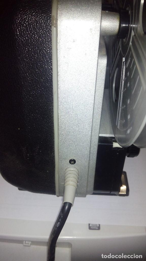 Antigüedades: PROYECTOR RAYNOX DU707 super8 y 8mm - Foto 4 - 173483128