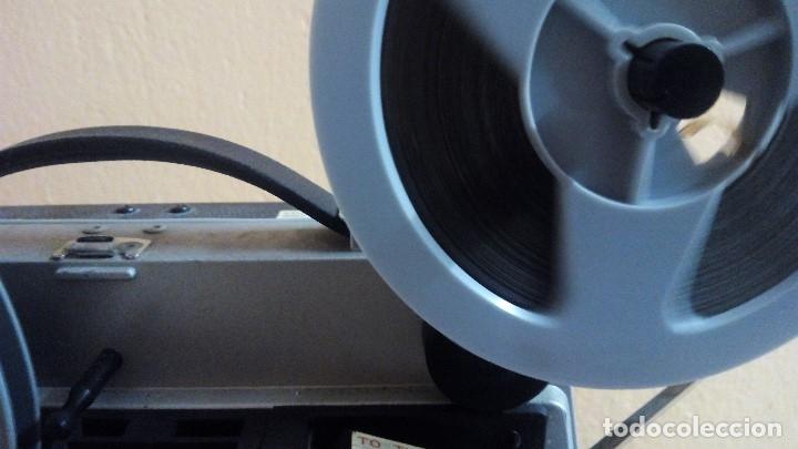 Antigüedades: PROYECTOR RAYNOX DU707 super8 y 8mm - Foto 7 - 173483128